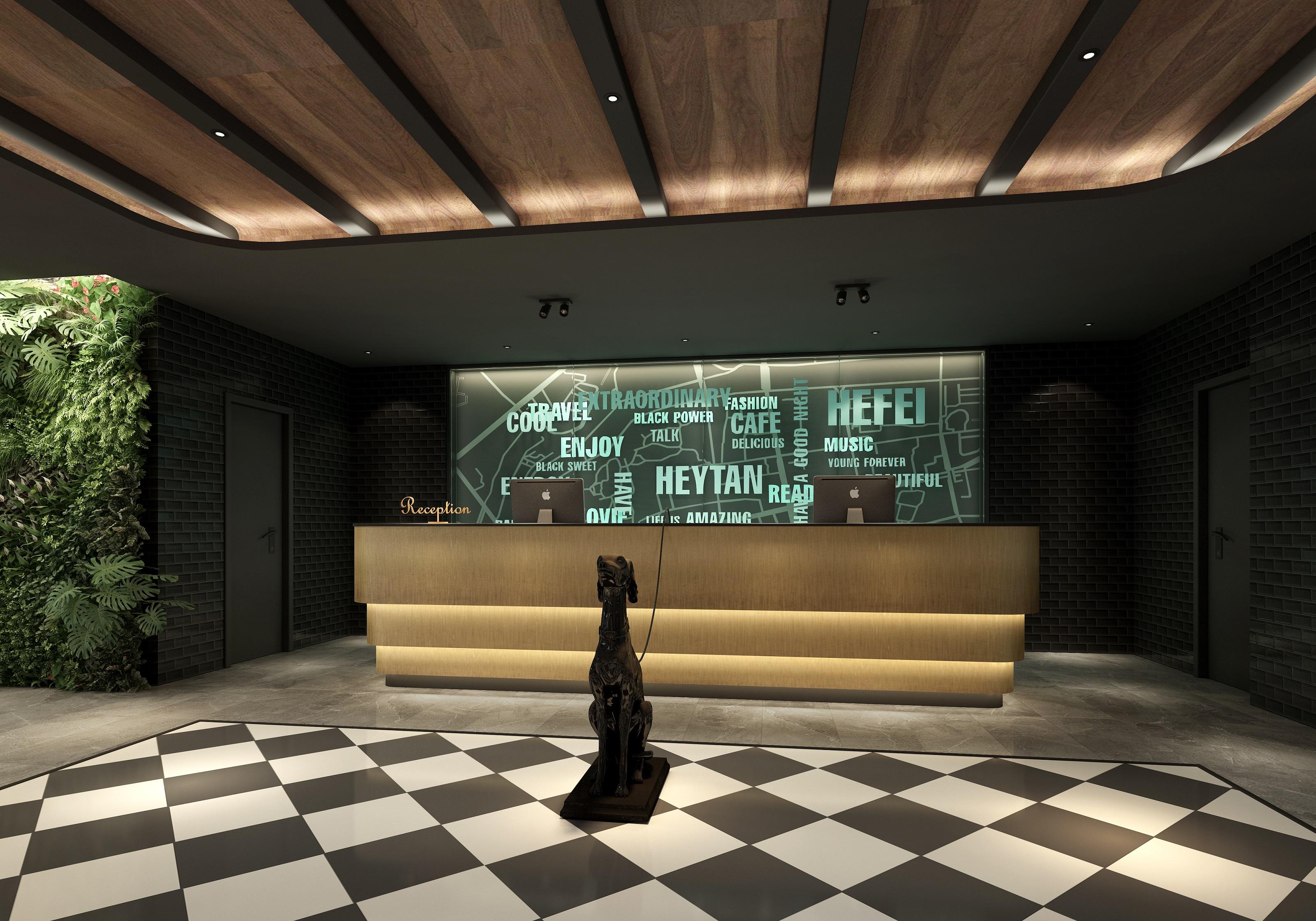 艺术酒店设计