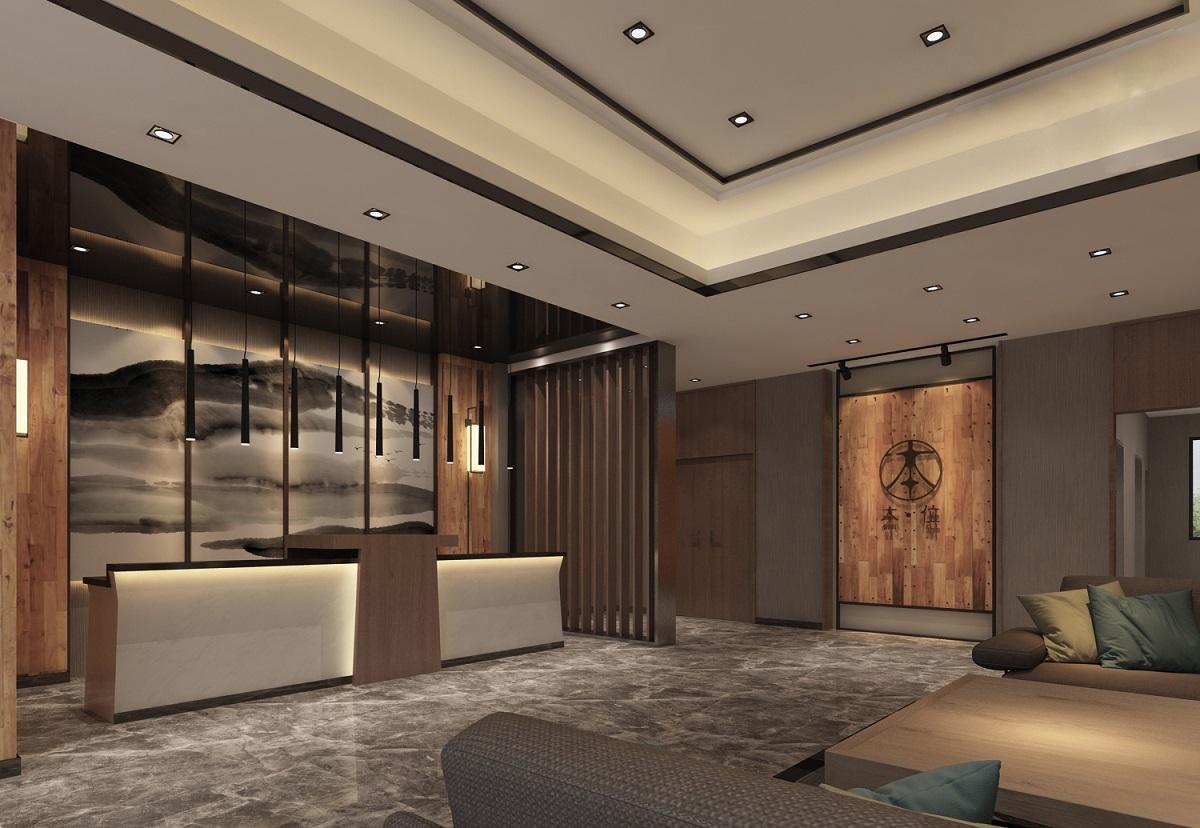 精品酒店设计