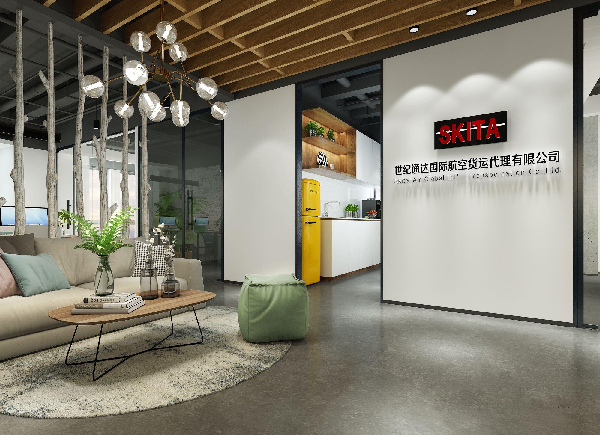 青岛办公室设计