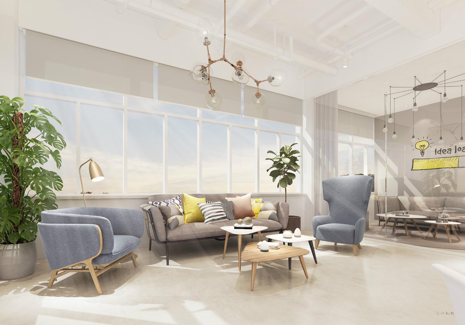 深圳办公室空间设计