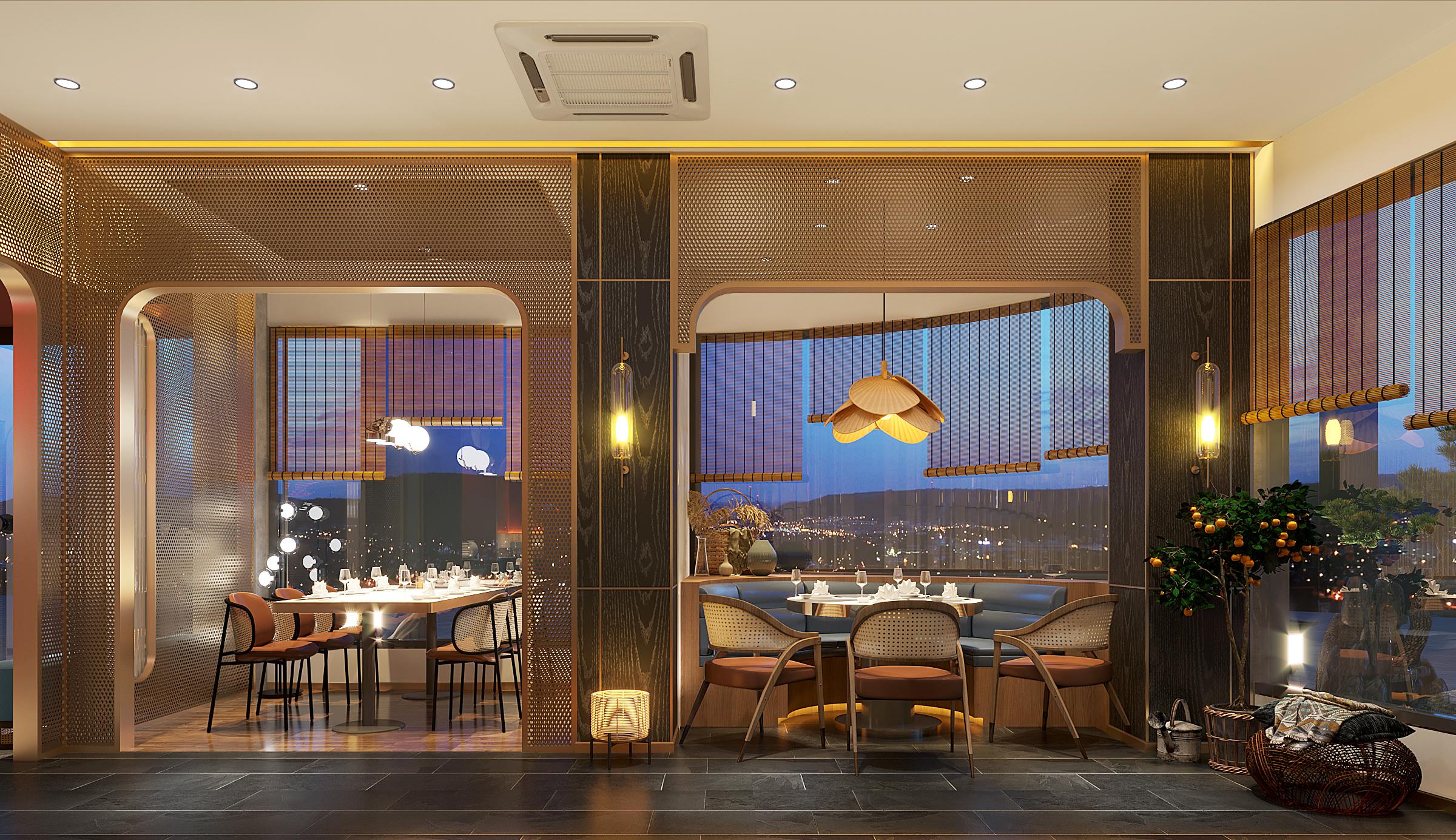 餐厅改造设计